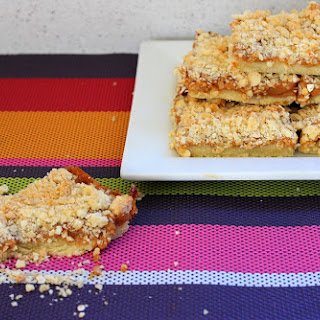 Caramel Oat Slice Recipe