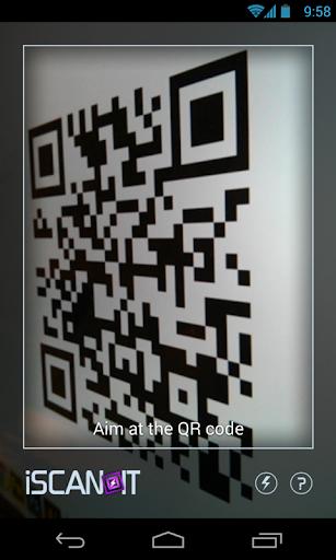 iScan.it -最快的QR扫描器