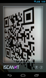Fastest QR Scanner Reader App- screenshot thumbnail
