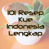 101 Resep Kue Mudah Praktis