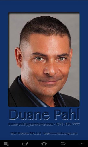 Duane Pahl Guam Realtor