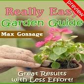 Really Easy Garden Guide Pv