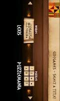 Screenshot of GidiGames Slider Puzzles