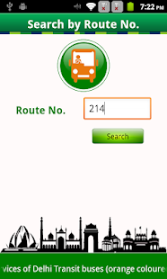 NextBus Delhi - screenshot thumbnail
