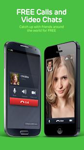 LINE: Llama y mensajea gratis