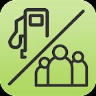 PAXI Carpooling Calculator icon