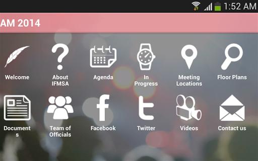 【免費社交App】IFMSA - GA-APP點子
