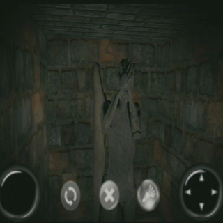 SlenderMan Weeping Angels - screenshot