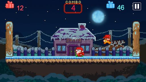 【免費動作App】Smash Santa - 50 Gifts-APP點子