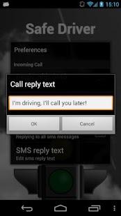 Safe Driver- screenshot thumbnail