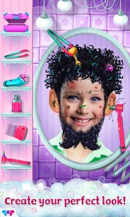Selfie Shave -My Face Makeover- screenshot thumbnail