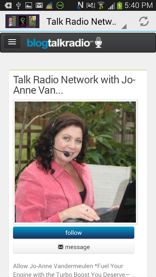 Jo-Anne Vandermeulen- screenshot