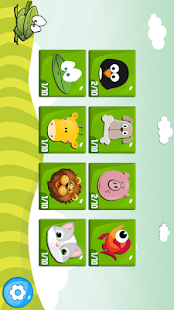Animals Memory Game - screenshot thumbnail