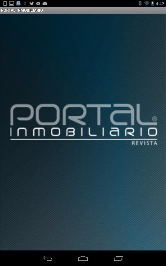 Portal Inmobilario Queretaro - screenshot
