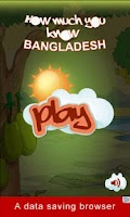 Screenshot of How Much You Know Bangladesh