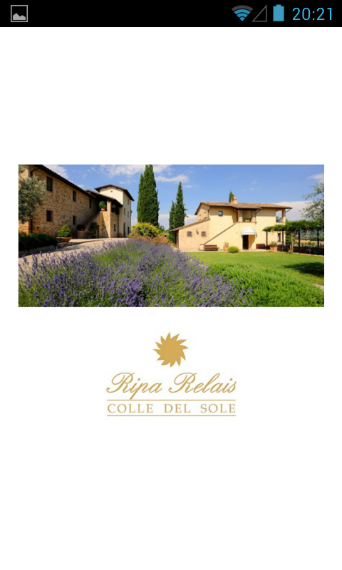 Ripa Relais Colle del Sole- screenshot