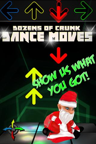 Dance Party Crunkmas - screenshot