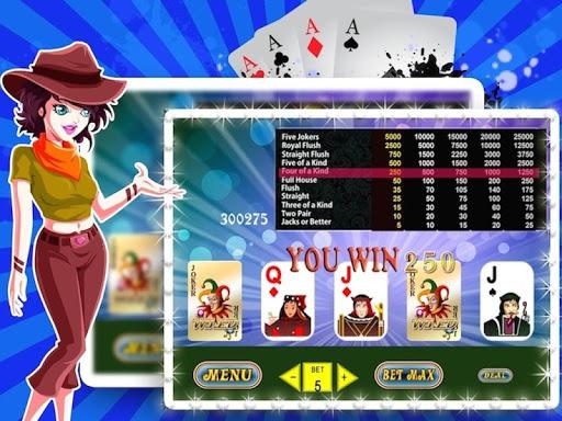 Casino Poker Game