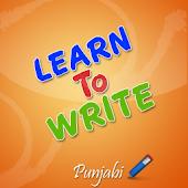 Learn to Write Punjabi