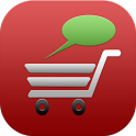 Voice Grocery Shopping List icon