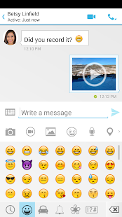 Messaging Plus #SMS #VideoChat- screenshot thumbnail