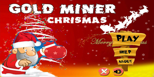Gold Miner Christmas