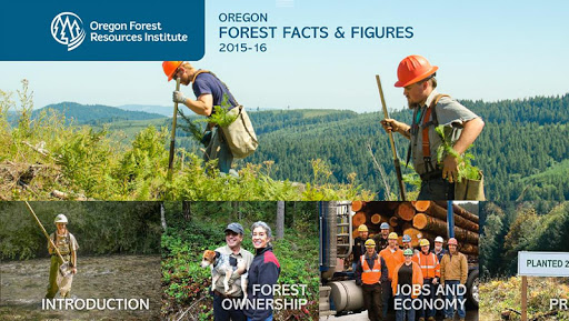 Oregon Forest Facts Figures