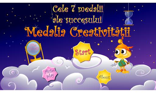 Povestea creativitatii