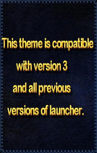 TSF Launcher Theme Nutcracker