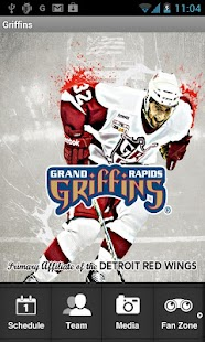 Grand Rapids Griffins - screenshot thumbnail