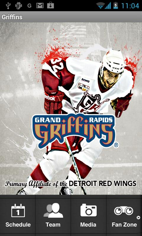 Grand Rapids Griffins - screenshot