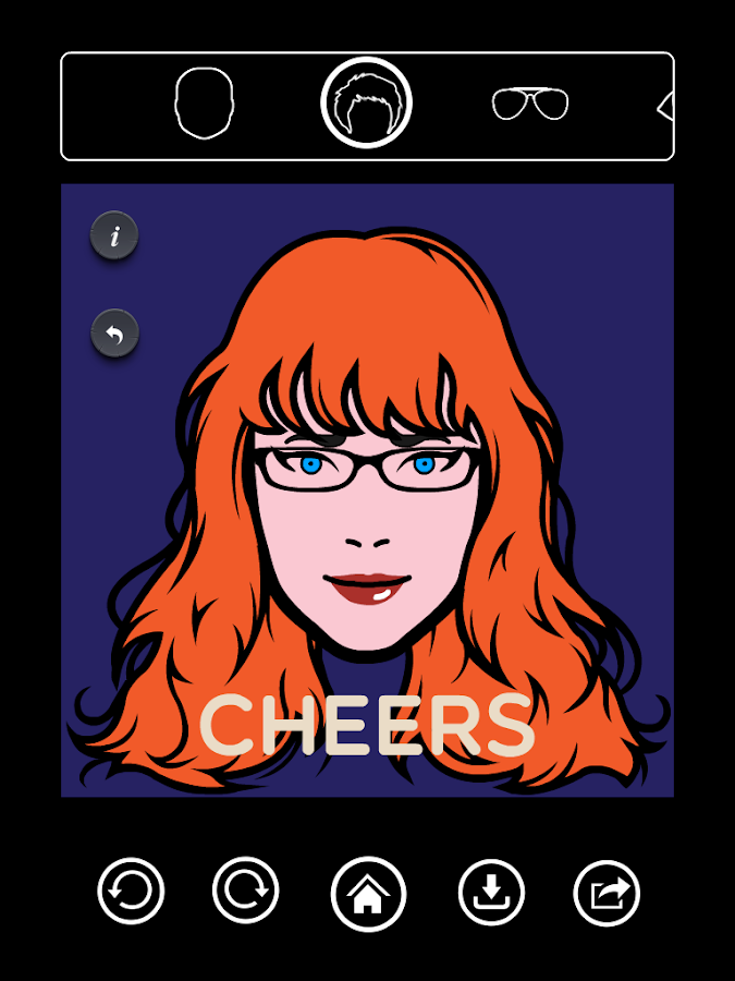 imadeface artoons - screenshot