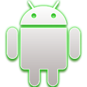 Android Green led Theme icon