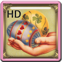 Easter Vintage HD LWP icon