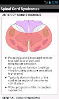 Screenshot of palmEM: Emergency Medicine