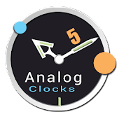 Analog Clocks Pack 5 UCCW Skin