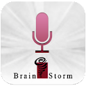 BrainStorm Transcription logo