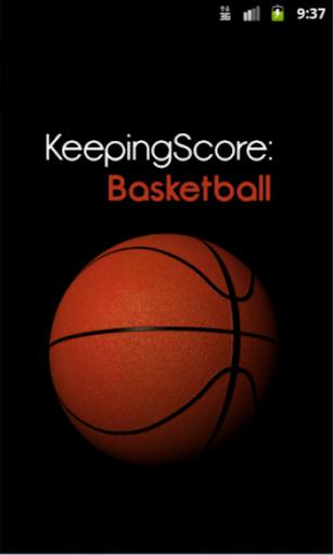 Keeping Score: Basketball