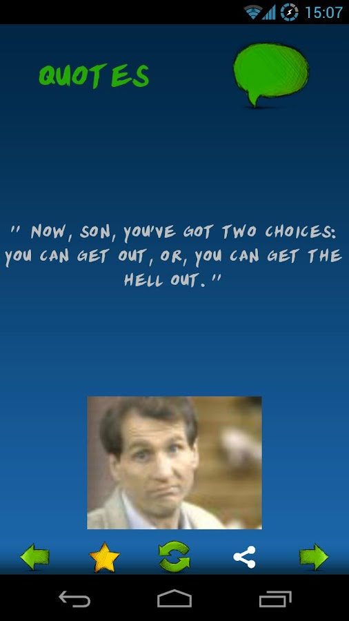 Al Bundy Quotes- screenshot