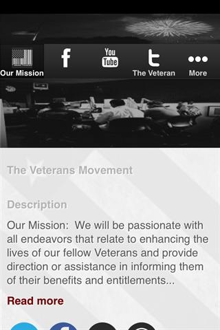 The Veterans Movement