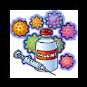 预防接种手册 logo