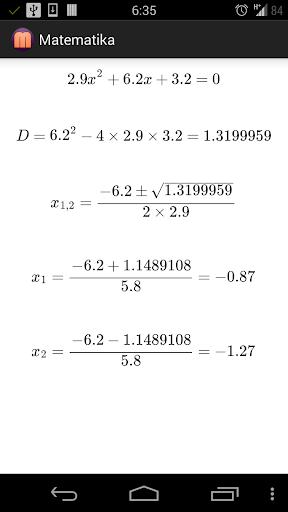 Matematika Uzb