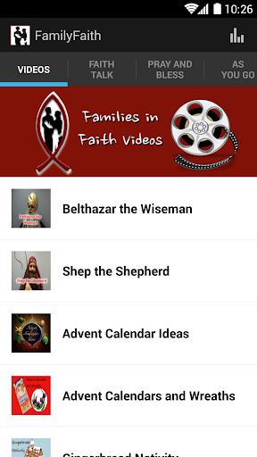 Families in Faith