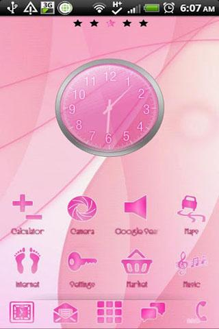 THEME - Pink Perfection Full