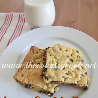 Lazy Cookie Bars.