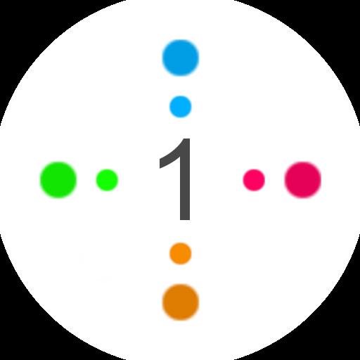 CROSS 1 [ナンバーパズル] 解謎 App LOGO-硬是要APP