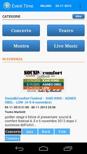 EventTime Italia