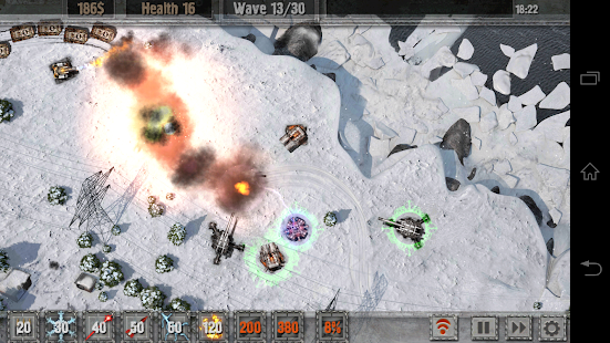 Defense Zone 2 HD Lite Screenshot 1