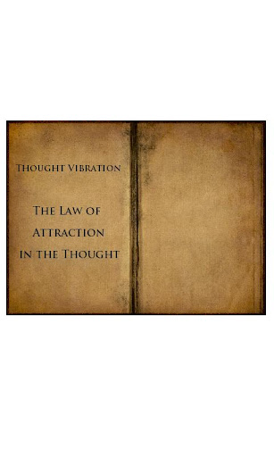 Thought Vibration or The Law