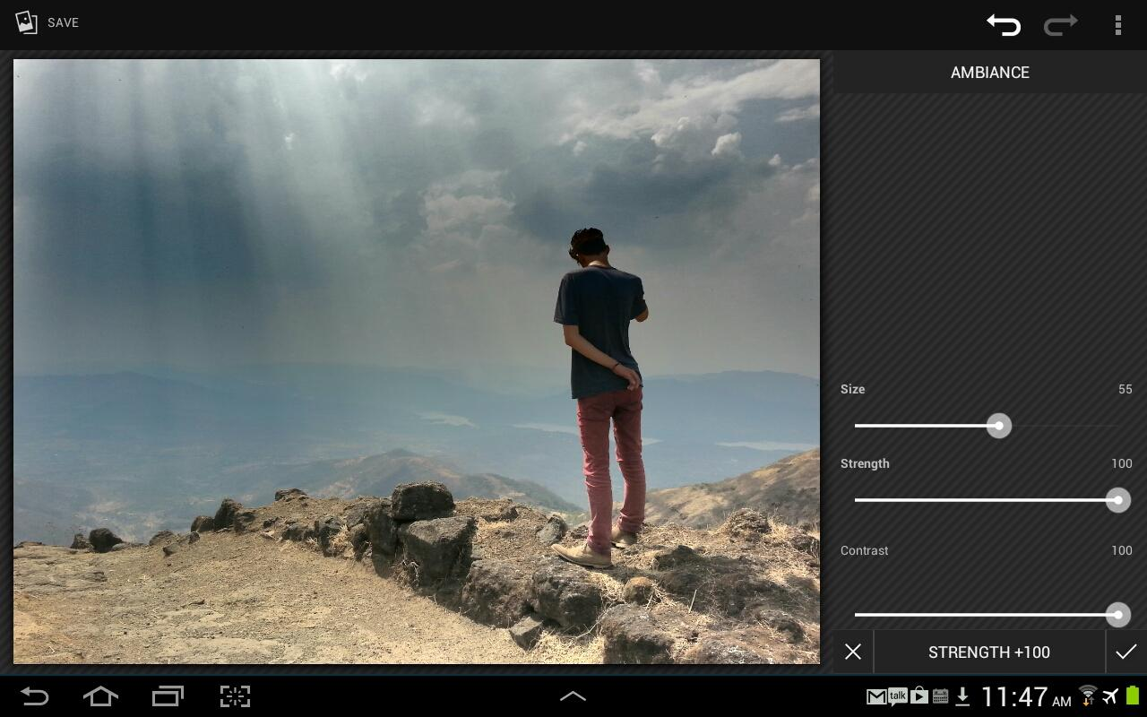 Snap Camera HDR - screenshot
